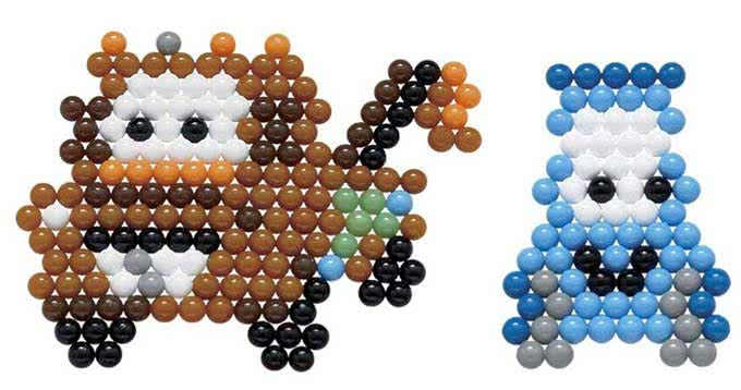 cars disney aquabeads