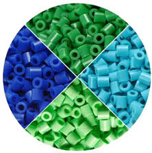 Tonalità Blu - Verde