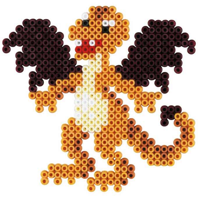 Drago giallo Pyssla