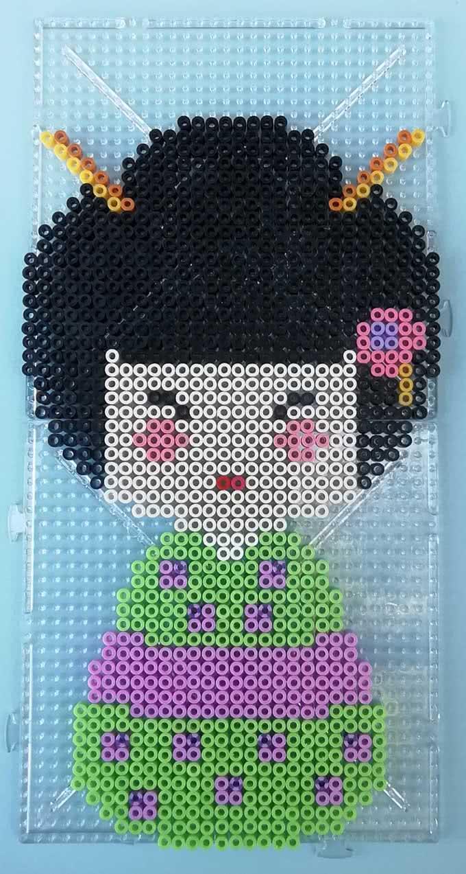 geisha pyssla