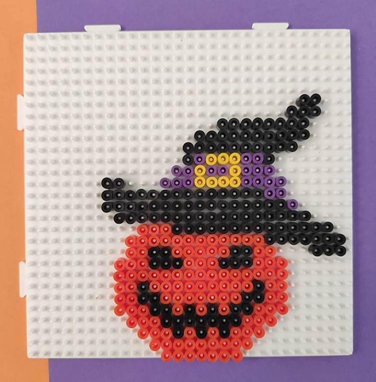 halloween pyssla