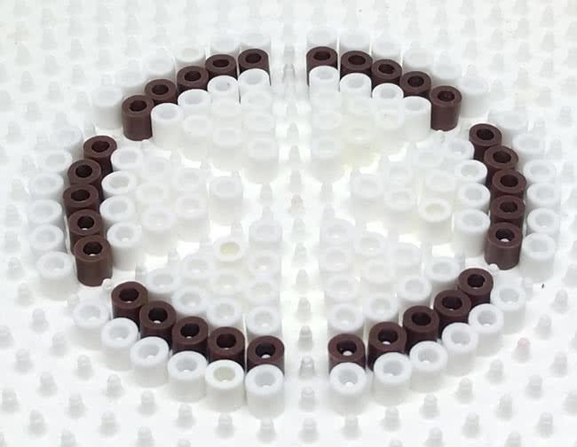 creazione pyssla torta